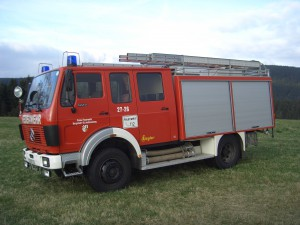 LF 16 Merzedes  25.09.1986