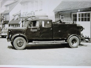 TLF 15 Magirus  April 1950