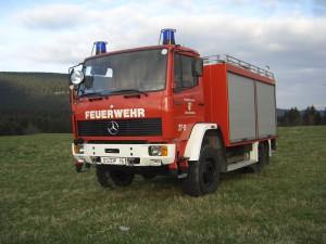 TLF 8 Merzedes 11.12.1992